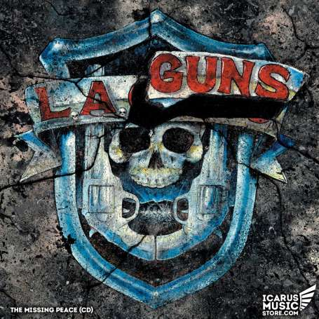 L.A. GUNS - The Missing Peace - Cd