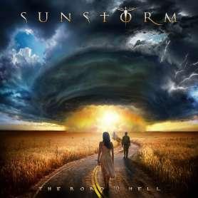 SUNSTORM - Edge Of Tomorrow - Cd