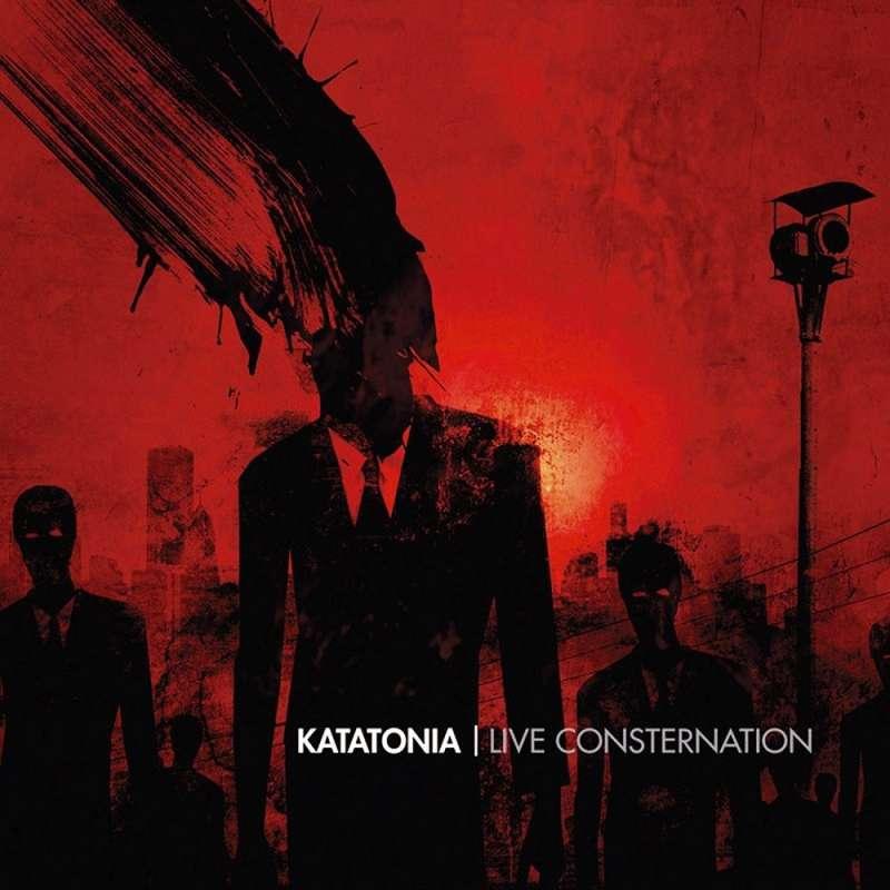 KATATONIA - Live consternation - Cd + DVD