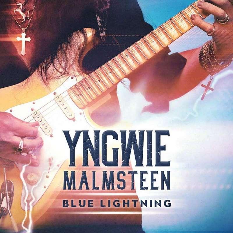 YNGWIE MALMSTEEN - Blue Lightning - Cd