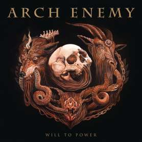 ARCH ENEMY - will to power - Bonus track -Cd