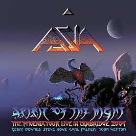 ASIA - Spirit of the night...