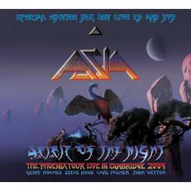 ASIA - Spirit of the night - DVD