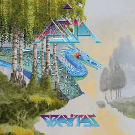 ASIA - Gravitas - deluxe Edition CD+DVD