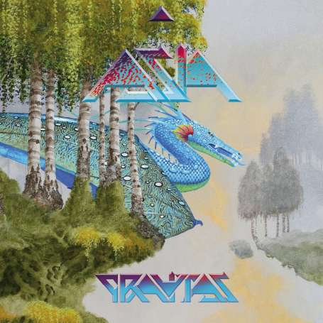 ASIA - Gravitas - deluxe Edition CD+DVD