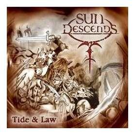 SUN DESCENDS Tide & law
