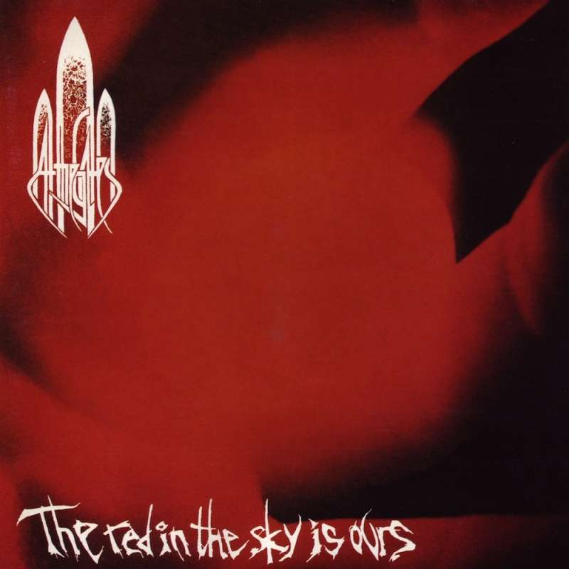 AT THE GATES - The red in the sky is ours - Cd