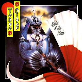 TOKYO BLADE - A Night Of The Blade - Cd  Slipcase