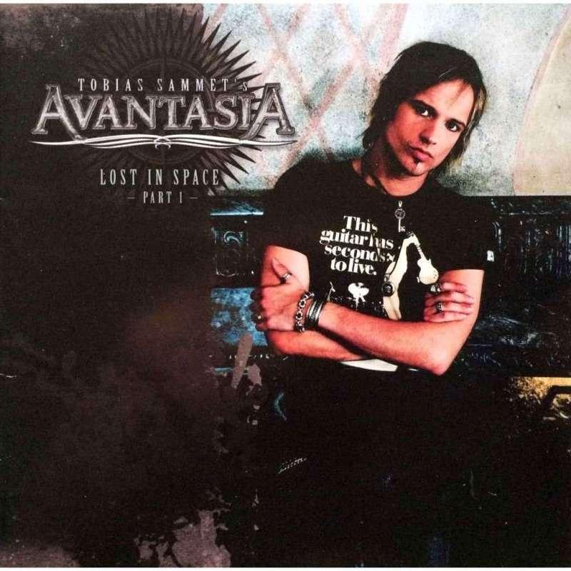 AVANTASIA - Lost in space Part 1- Cd