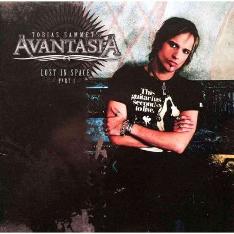 AVANTASIA - Lost in space Part 1- Cd