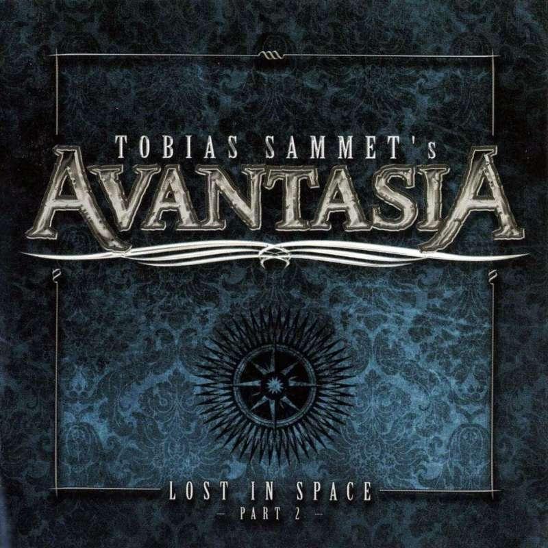 AVANTASIA - Lost in space Part 2 - Cd
