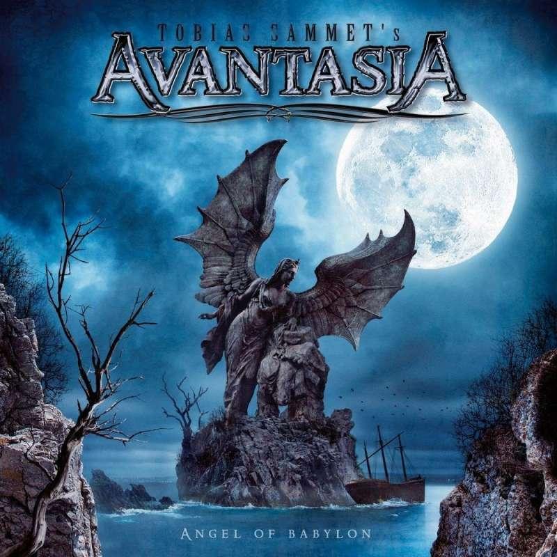 AVANTASIA - Angel of Babylon - Cd