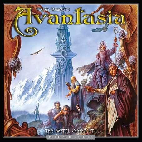 AVANTASIA - The Metal Opera Part 2 - Cd