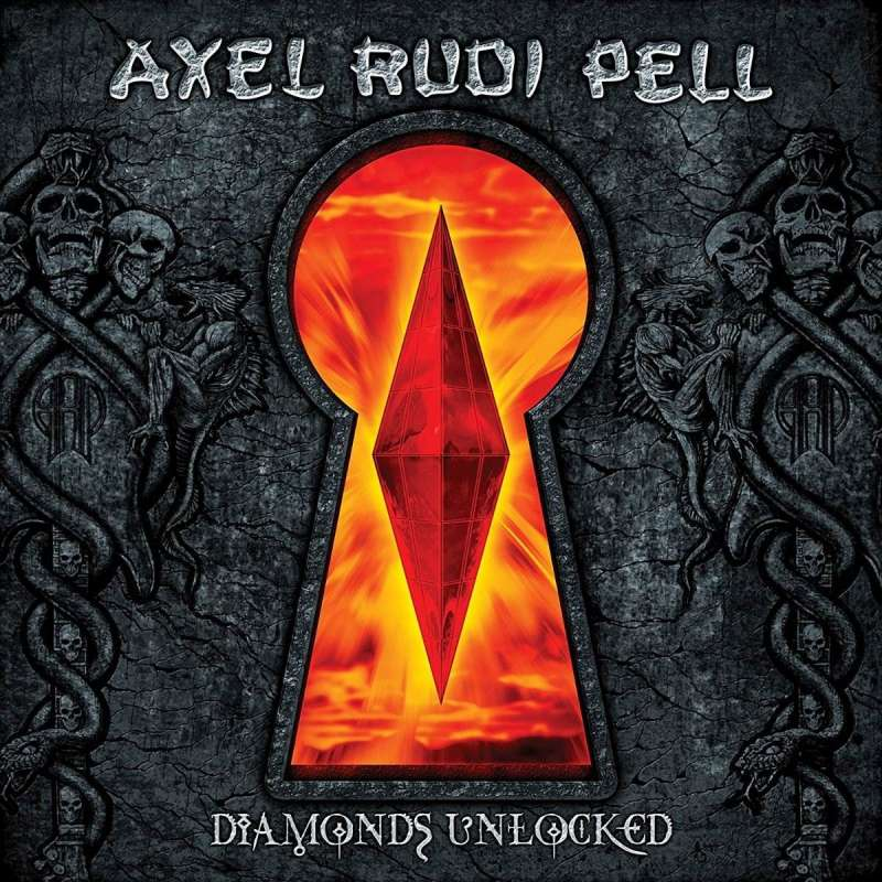 AXEL RUDI PELL - Diamonds unlocked - Cd