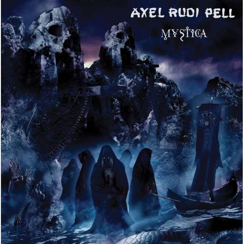 AXEL RUDI PELL - Mystica - Cd
