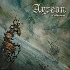 AYREON - 01011001- 2 Cd
