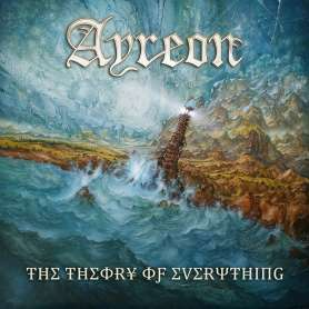 AYREON - The Theory of Everything - 2Cd