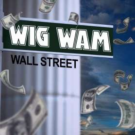 WIG WAM - Wall street - Cd