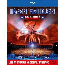 IRON MAIDEN - En vivo! -...