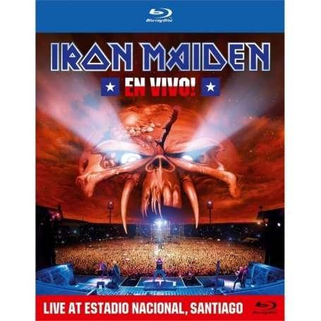 IRON MAIDEN - En vivo! - Blu-Ray