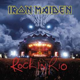 IRON MAIDEN - Rock in rio (live) - 2 Cd