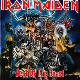 IRON MAIDEN - Best of the...