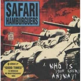 SAFARI HAMBURGUERS Who is...