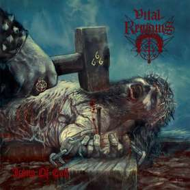 VITAL REMAINS - Icons of evil - Cd