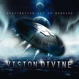 VISION DIVINE - Destination Set to Nowhere - Cd