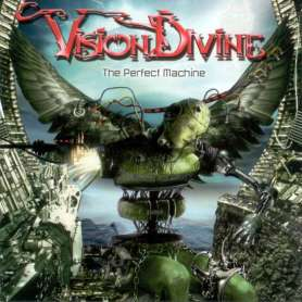 VISION DIVINE - The perfect Machine - Cd