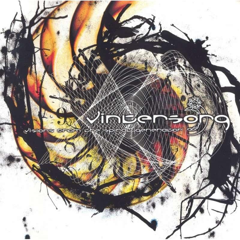VINTERSORG - Visions from the spiritual generator - Cd