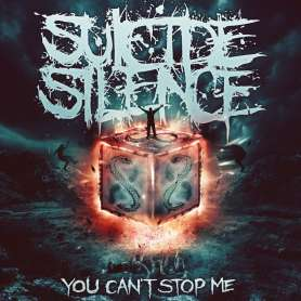 SUICIDE SILENCE - You cant stop me - CD