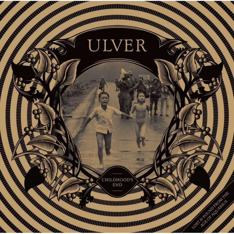 ULVER - Childhood's end - Cd