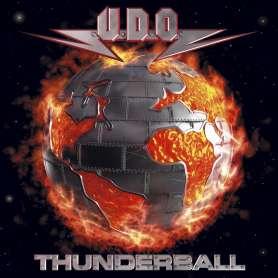 UDO - Thunderball - Cd