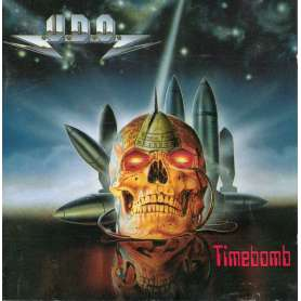 UDO - Timebomb - Cd
