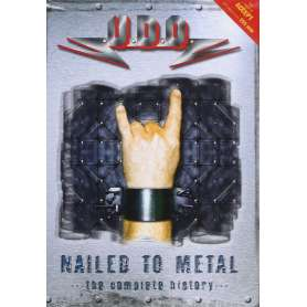 UDO - Nailed to Metal - The...