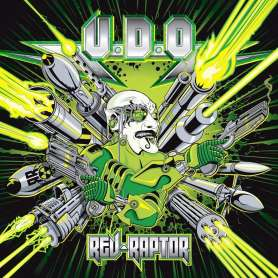 UDO - Rev raptor - Cd