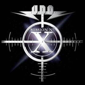 UDO - Mission  X - CD
