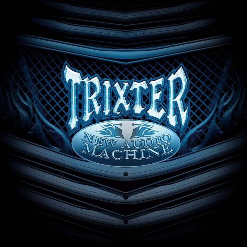 TRIXTER - New audio machine - Cd