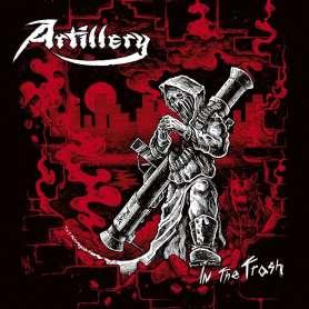 ARTILLERY - In The Thrash - CD