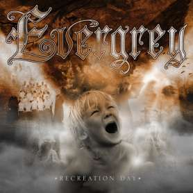 EVERGREY - Recreation Day - CD DIGIPACK