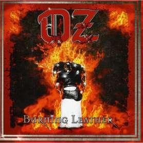 OZ - Burning Leather - CD...