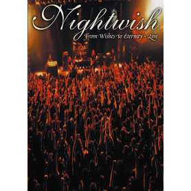 NIGHTWISH - From Wishes To Eternity - Dvd