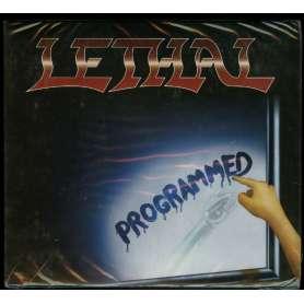LETHAL - programmed - Cd...