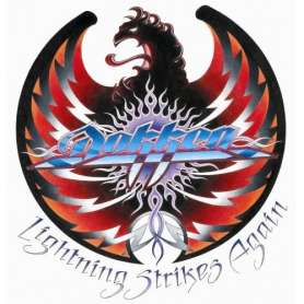 DOKKEN - Lighting strikes again