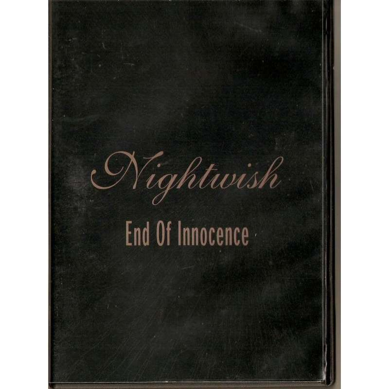 NIGHTWISH - End Of Innocence - Dvd