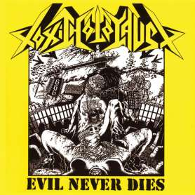 TOXIC HOLOCAUST - Evil Never Dies - Cd