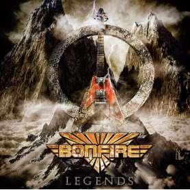 BONFIRE - Leyends - 2 Cd