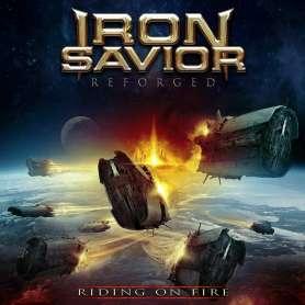 IRON SAVIOR - Riding On...