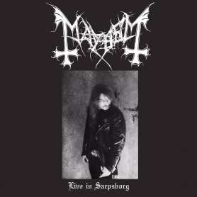 MAYHEM - Live in Sarpsborg - CD /DVD